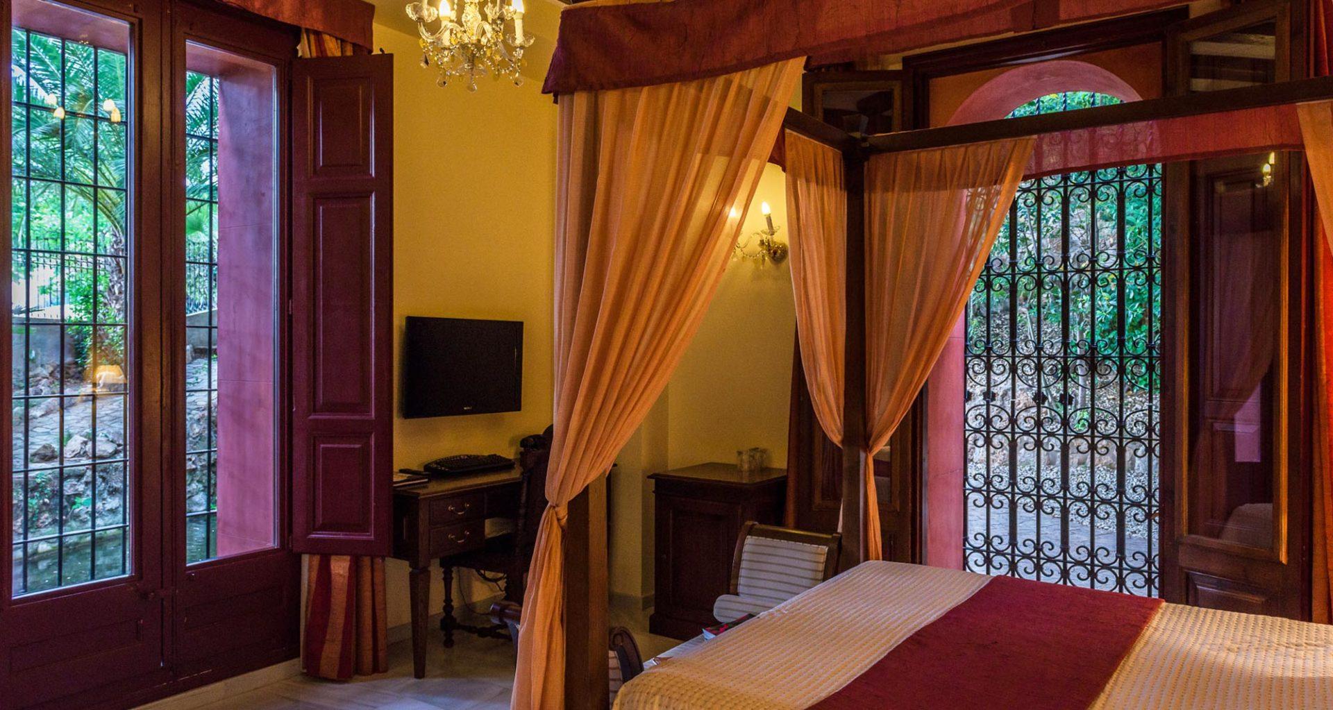 Hotel Villa Retiro Xerta Ebre escapada romántica de lujo