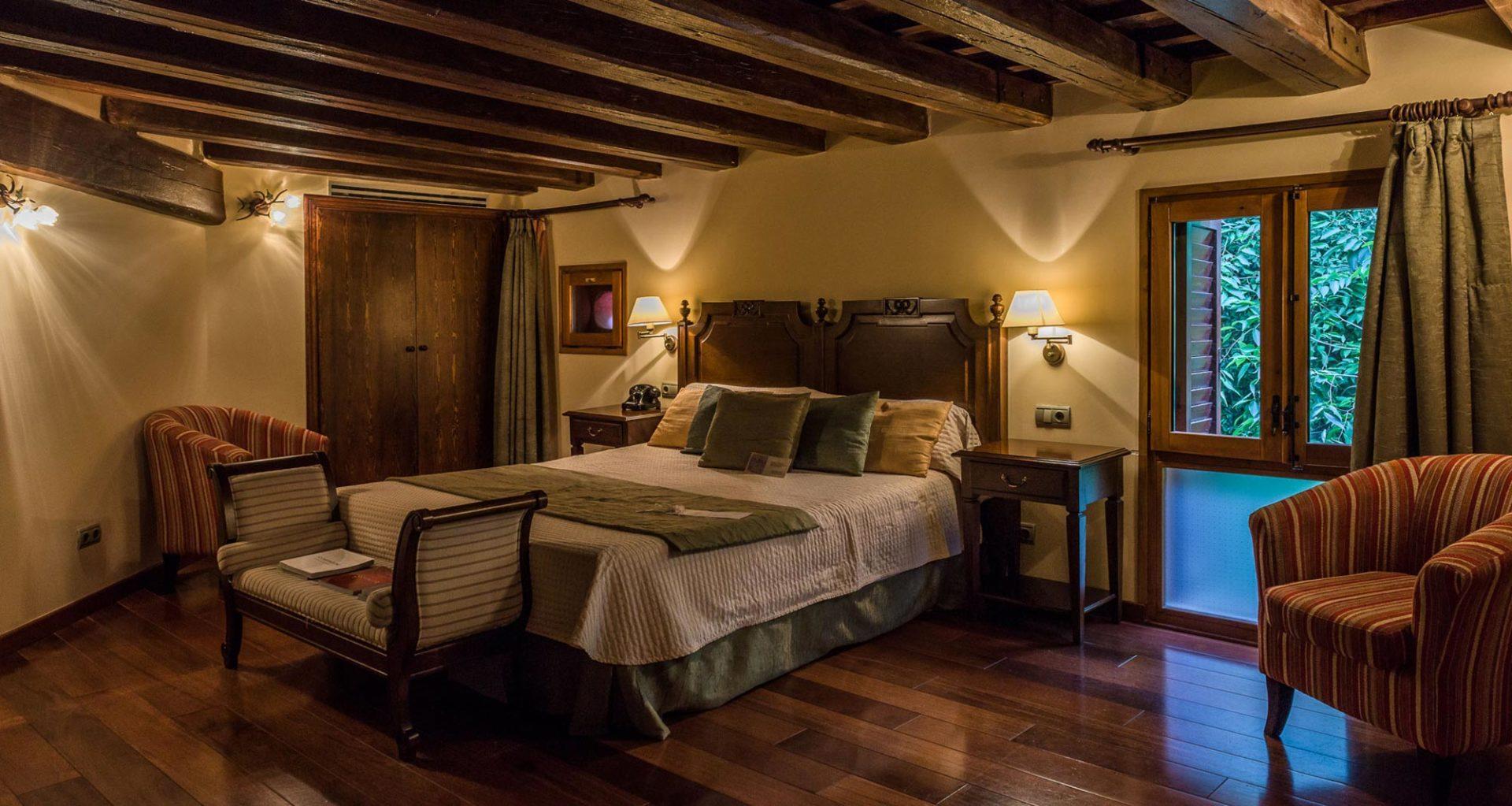 Hotel Villa Retiro Xerta Ebre escapada fin de semana romantico restaurante estrella michelin