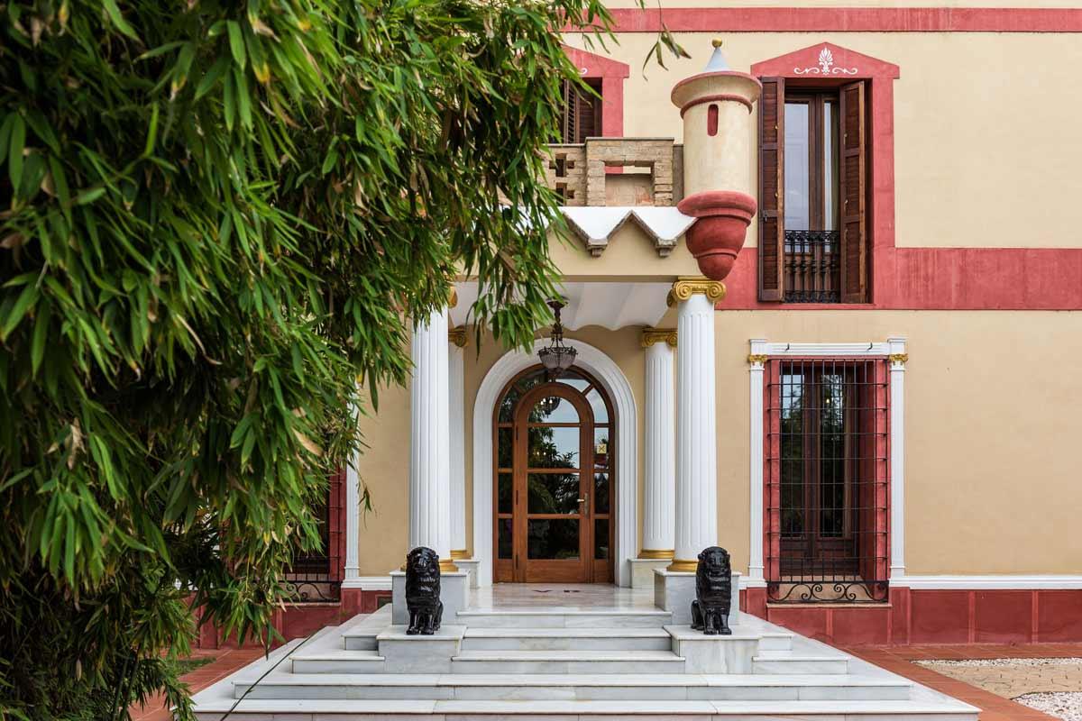 Hotel villa Retiro 5 estrellas Xerta Ebre