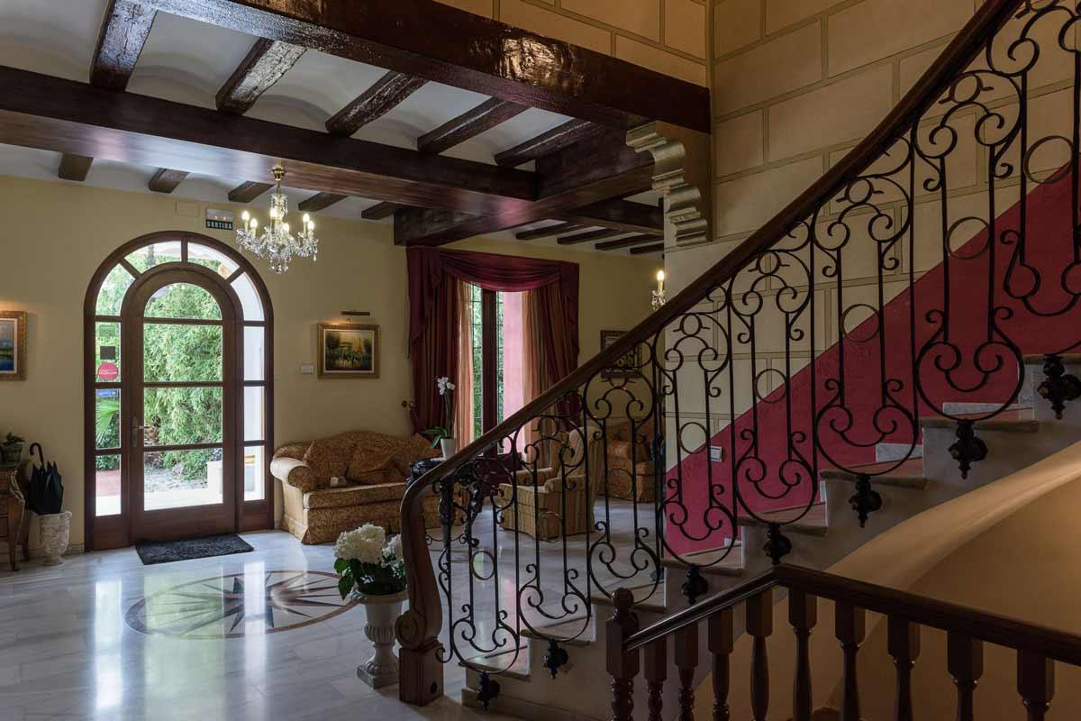 Hotel-Villa-Retiro-5-estrellas-etoiles-stars-Ebre-Xerta