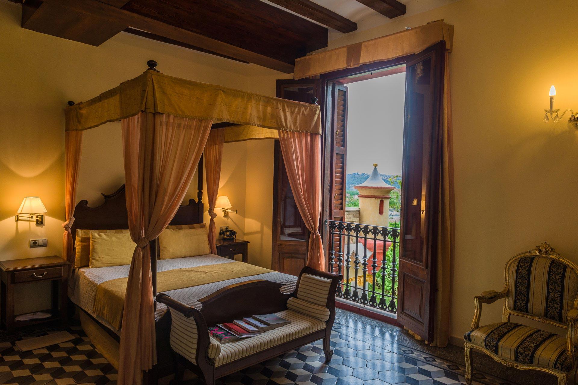 Hotel Villa Retiro 5 estrellas Xerta Terres de l'Ebre
