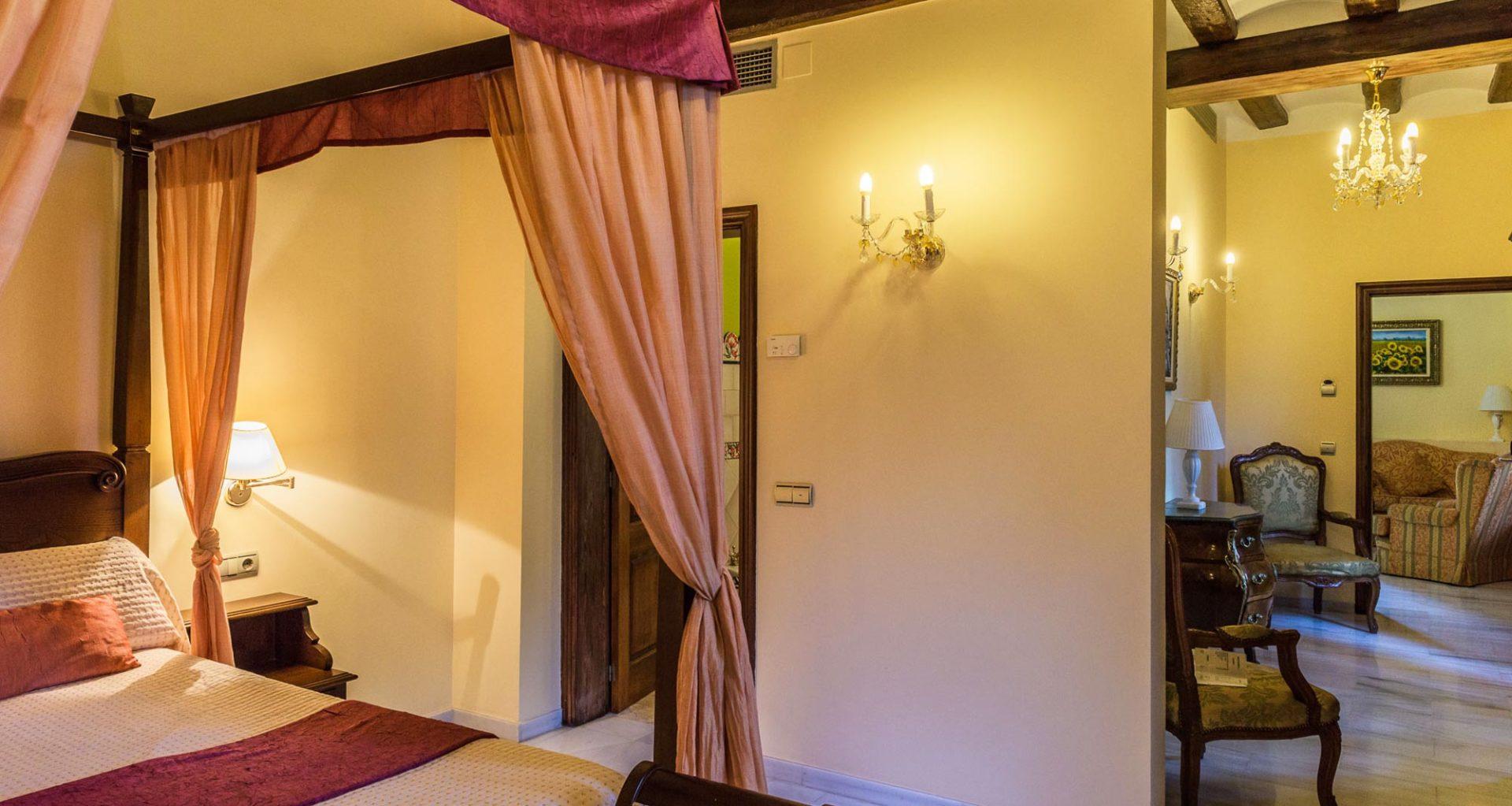 Hotel Villa Retiro Gran Suite habitacion doble