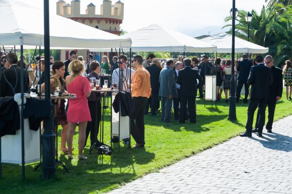 Hotel Villa Retiro Restaurante eventos bodas aperitivo Terres de l'Ebre Xerta