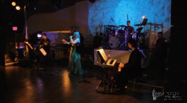 Hotel Villa Retiro concierto evento