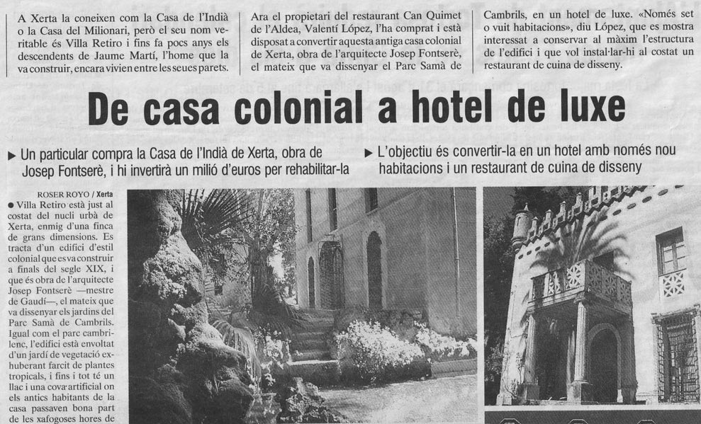 hotel villa retiro de casa colonial a hotel de luxe