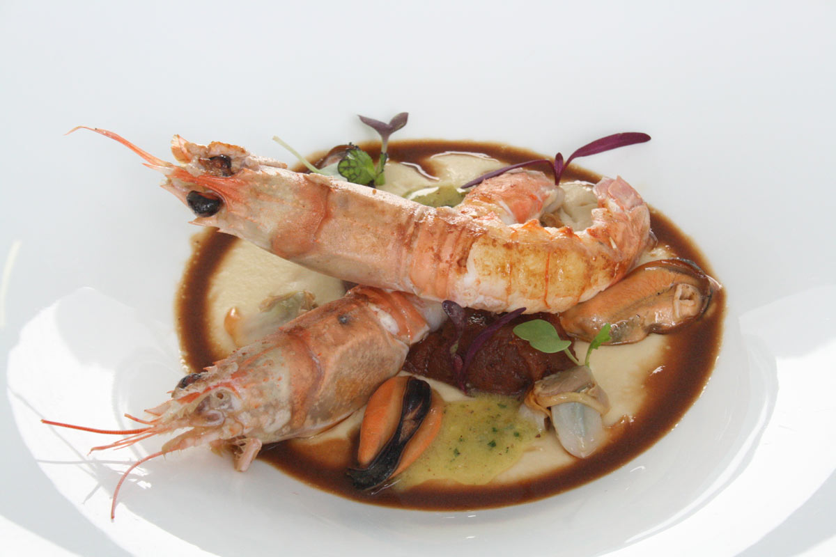 Restaurant-Villa-Retiro-chef-Fran-Lopez-cocina-de-autor-Ebre-marisc