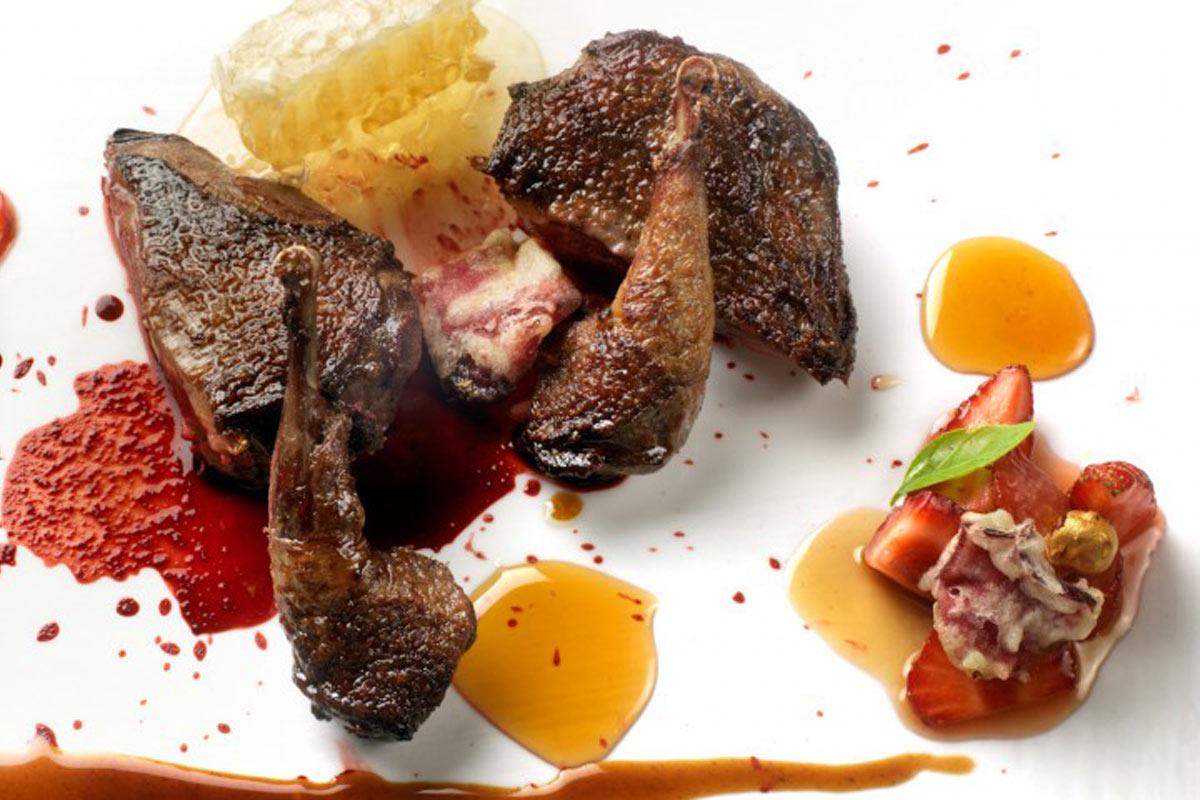 Restaurante Villa Retiro chef Fran López cocina de autor mercado estrella Michelin Ebre Xerta