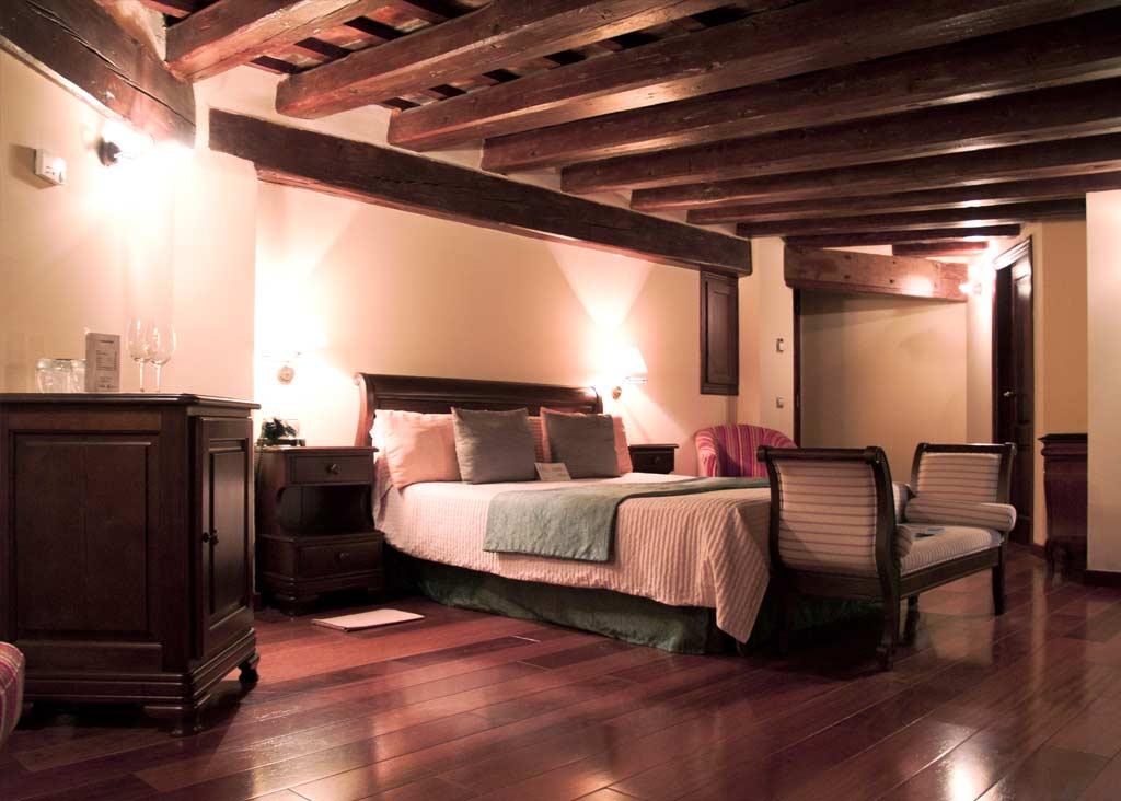 Hotel-Villa-Retiro-habitacion-doble-duarte-5-estrellas
